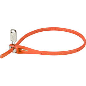 Hiplok Z-Lok Cable Tie Lock 40cm, orange